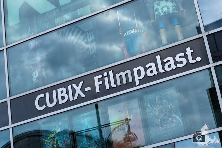 Cubix, Alexanderplatz, Berlin