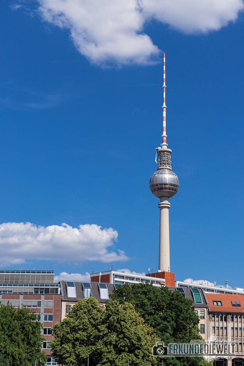 Berlin Impressionen einer Spreefahrt