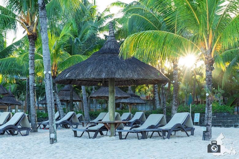 Fotowalk #9 - Am Strand von Mauritius - Sonnenstrahlen
