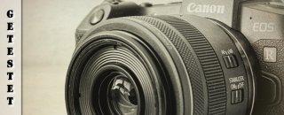 Canon EOS RP - Testbericht