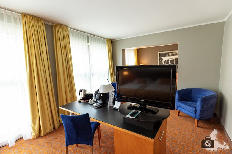 Zimmer, Mercure Hotel Checkpoint Charlie, Berlin