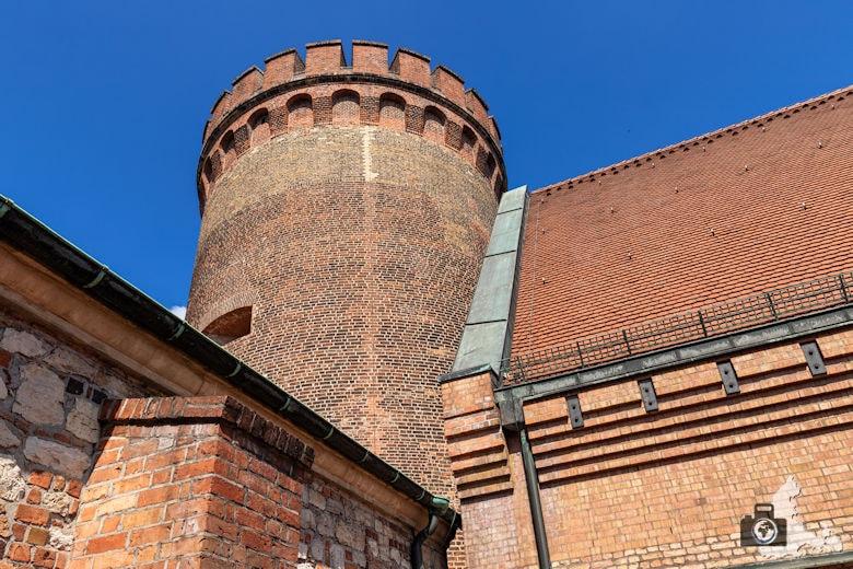 Bergfried, Zitadelle Spandau, Berlin