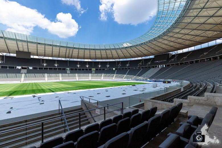 VIP Loge, Olympiastadion Berlin