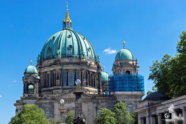 Brückenfahrt Berlin - Berliner Dom