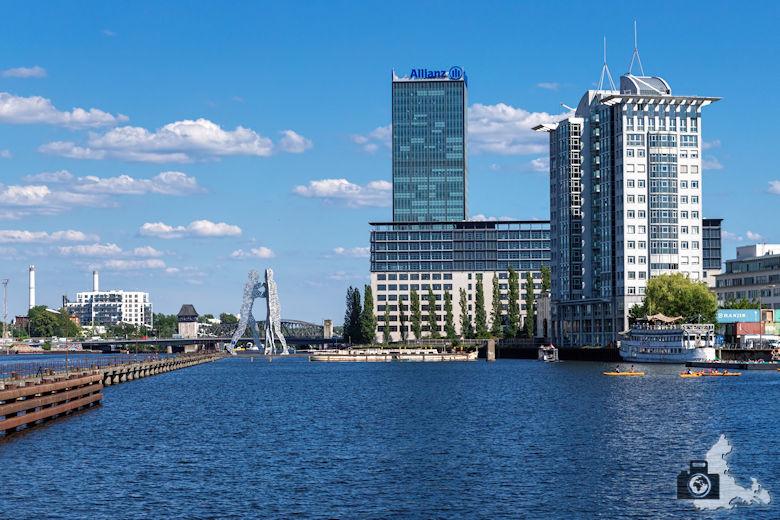 Brückenfahrt Berlin auf der Spree