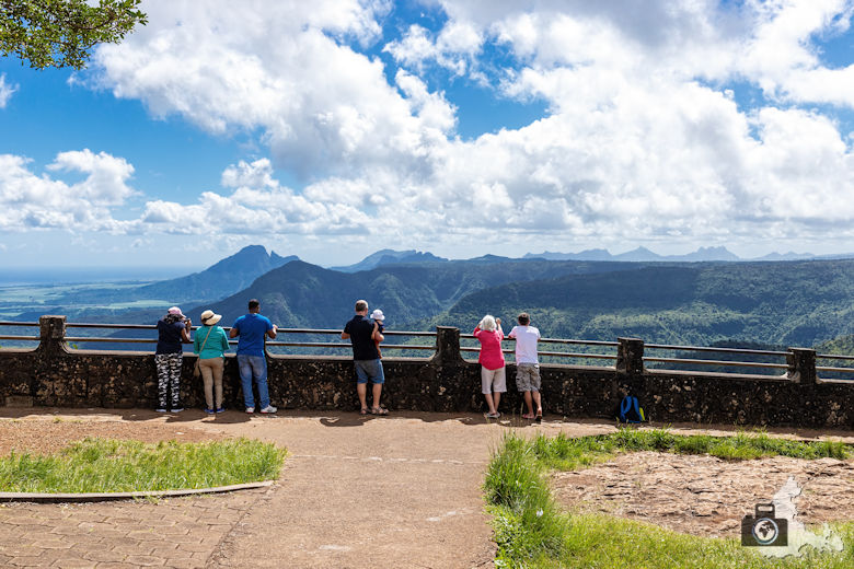Gorges Viewpoint, Mauritius