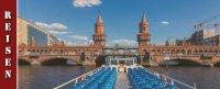 Brückenfahrt Berlin, Bootstour Spree, Schloss Charlottenburg, Restaurant Schlossgarten