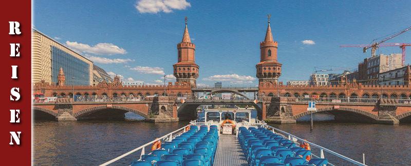 Reisebericht Berlin, Deutschland