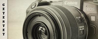 Canon EOS RP im Test