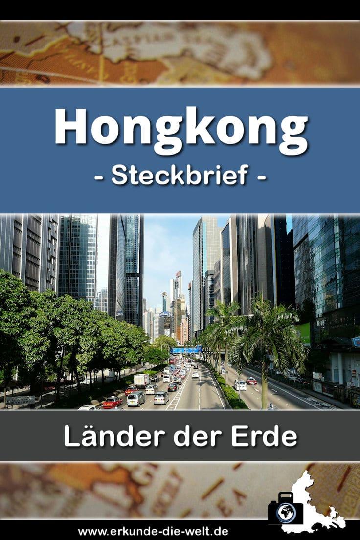 Steckbrief Hongkong