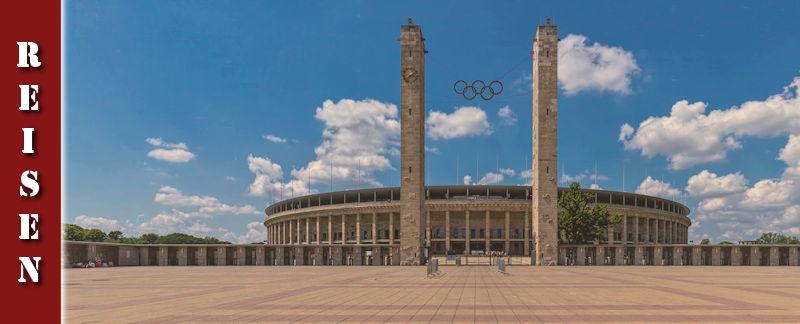 Reisebericht - Zitadelle Spandau, Olympiastadion, Mall of Berlin