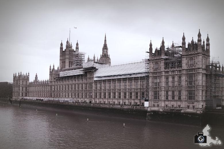London Tipps zur Reisevorbereitung - Sehenswürdigkeit Houses of Parliaments