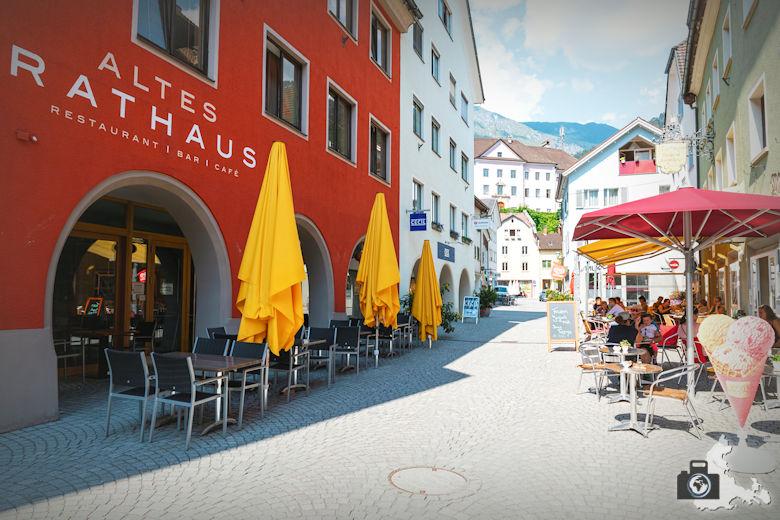 Bludenz, Brandnertal, Österreich
