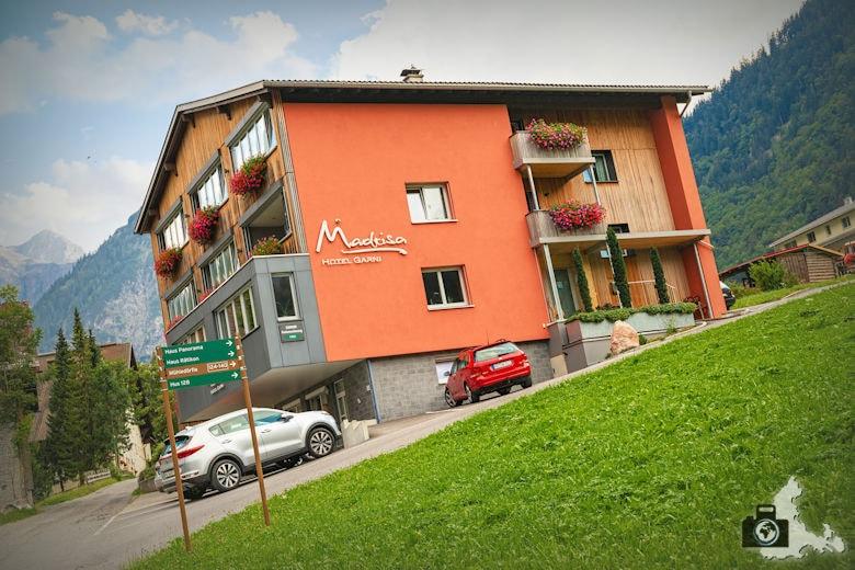 Hotel Garni Madrisa, Brand, Brandnertal, Österreich