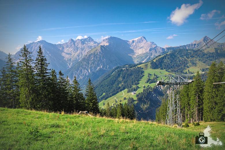 Bergstation Loischkopf im Brandnertal