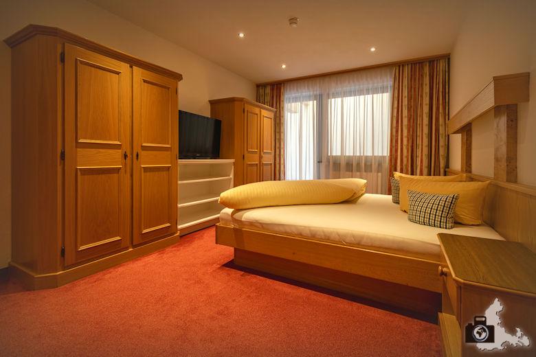 Alpenhof Hotel Garni in Zell am Ziller - Schlafzimmer