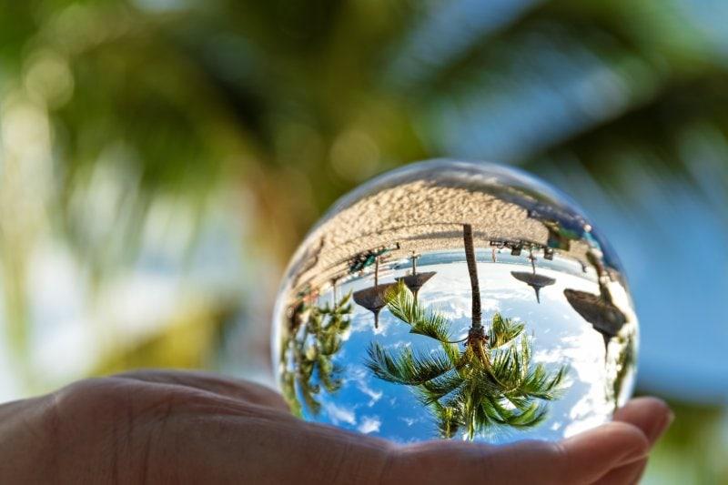 Entspannt relaxen auf Mauritius