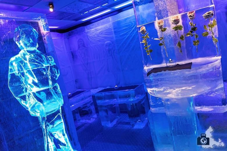 Sehenswürdigkeit Magic Ice Bar Bergen
