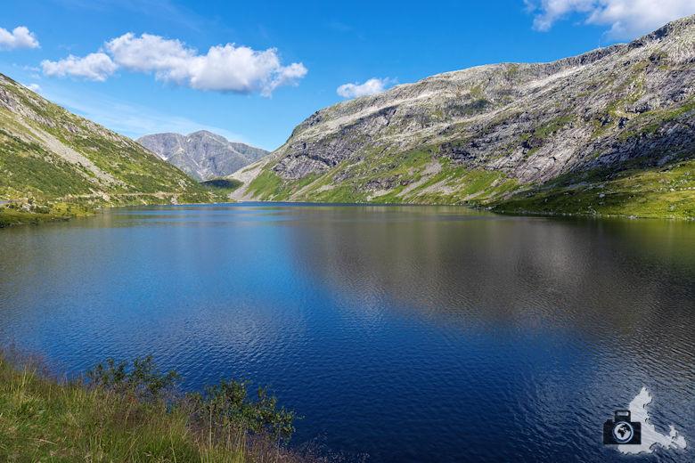 Landschaftsroute Gaularfjellet, Norwegen