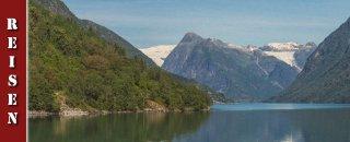 Reisebericht Norwegen - Balestrand, Fjaerland, Gaularfjellet