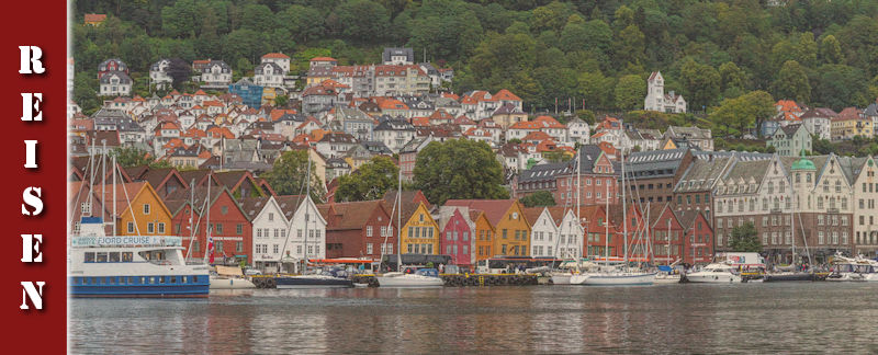 Reisebericht Bergen, Norwegen