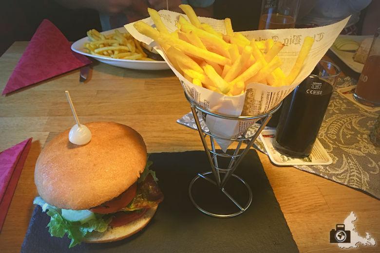 Wagyu Beef Burger im Mühledörfle