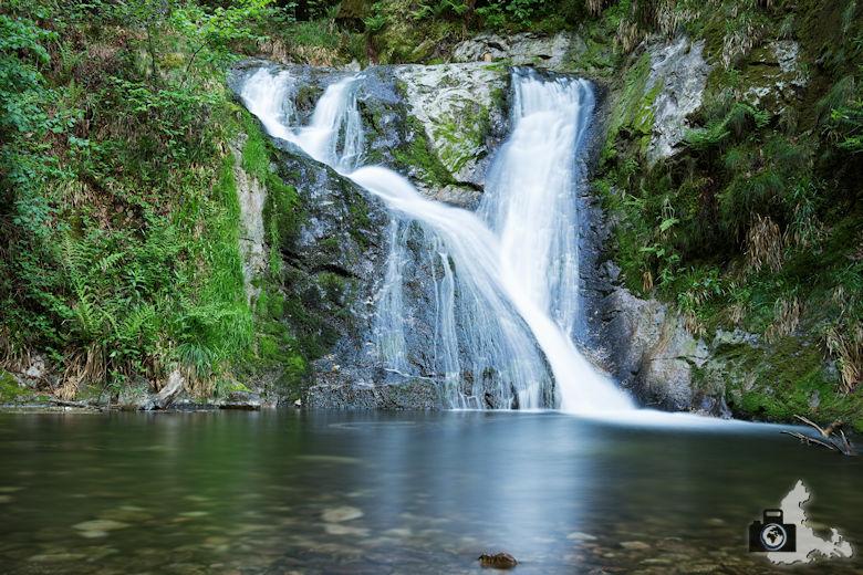 Schwarzwaldhochstraße - Allerheiligen Wasserfälle