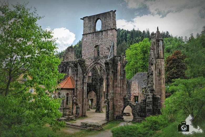 Schwarzwaldhochstraße - Kloster Allerheiligen