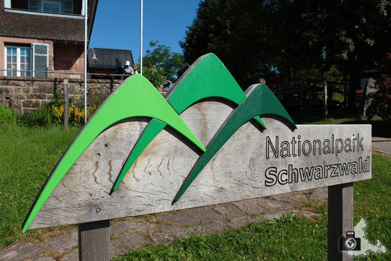 Schwarzwaldhochstraße - Nationalparkzentrum Ruhestein