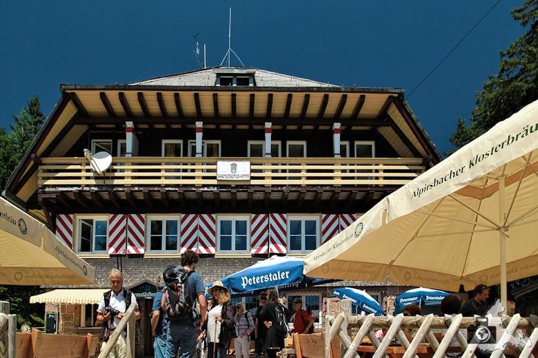 Schwarzwaldhochstraße - Darmstädter Hütte