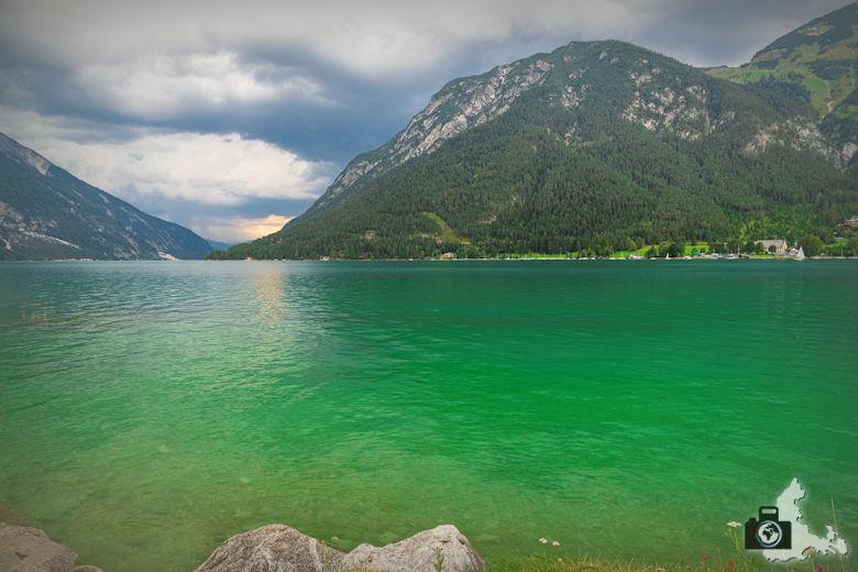 Achensee in Österreich