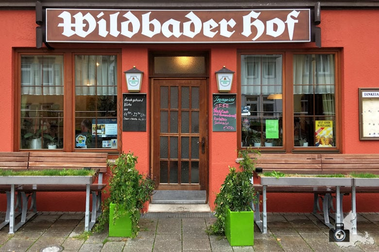 Restaurant Wildbader Hof in Bad Wildbad