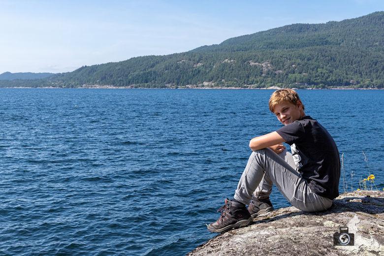 Panoramafahrt am Sognefjord, Norwegen