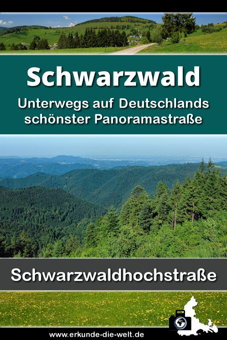 Panoramastraße Schwarzwaldhochstraße