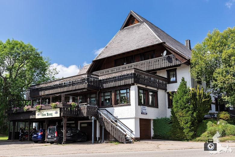 Gasthof Kreuz, Schönwald