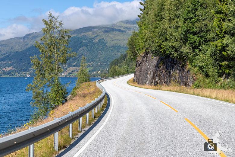 Straße E39, Norwegen