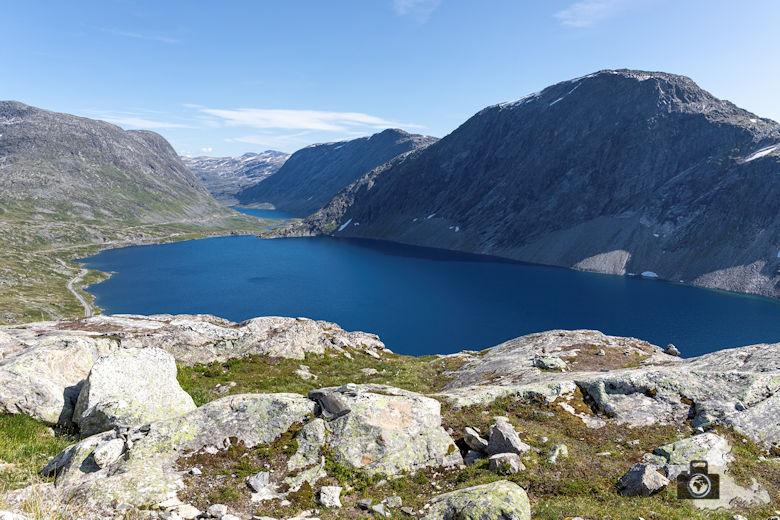 Aussichtspunkt Dalsnibba nahe Geiranger, Norwegen