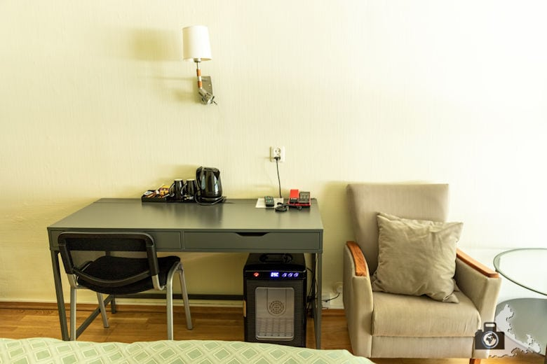 Zimmer, Hotel Geiranger, Norwegen