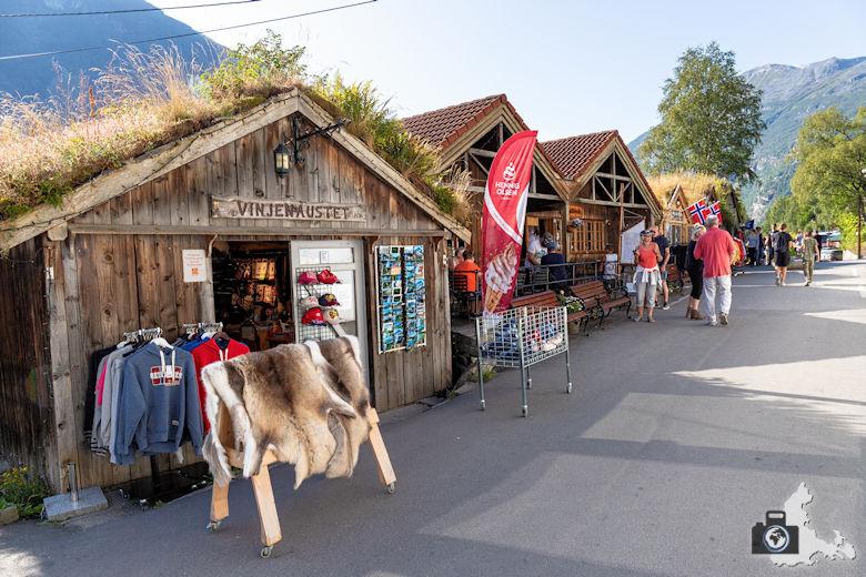 Geiranger in Norwegen