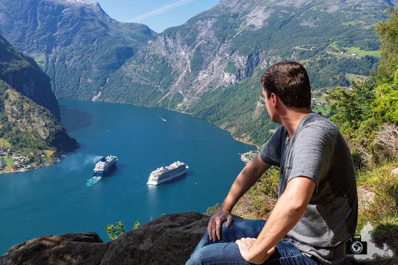 Aussichtspunkt Vesterasfjellet