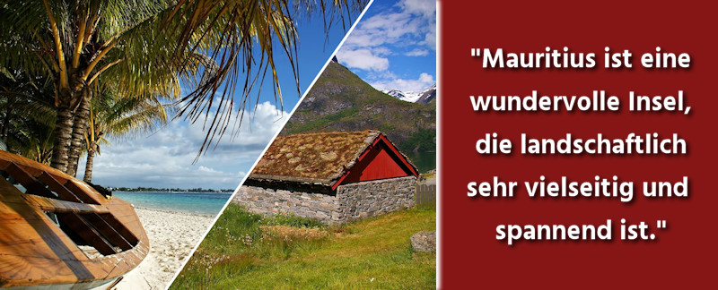 reiseplaene-2019-norwegen-mauritius