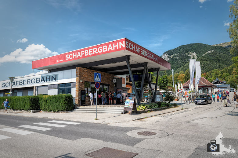 Schafbergbahn, St. Wolfgang