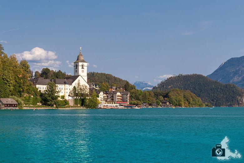 Wolfgangsee, Österreich