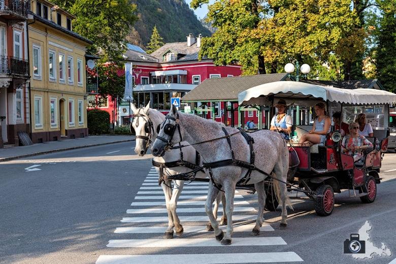 Kutsche, Bad Ischl, Österreich