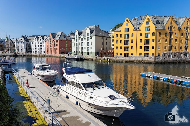 Alesund, Sehenswürdigkeiten und Highlights, Norwegen