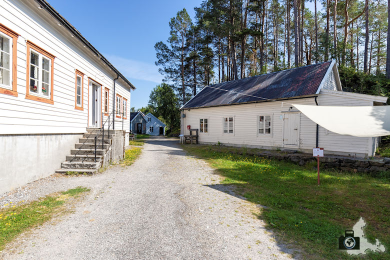 Sunnmøre Museum, Alesund, Norwegen