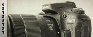 Testbericht Canon EOS 90D