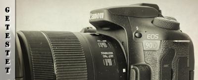 Canon EOS 90D Testbericht