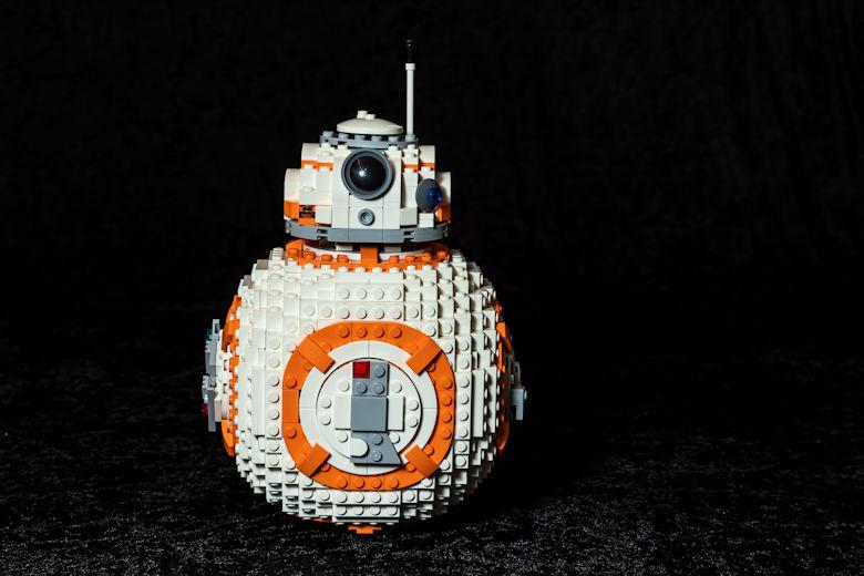 Lego Star Wars - 75187 - BB8