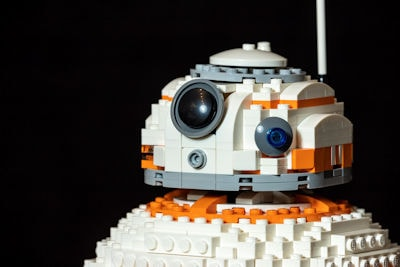 Lego Star Wars - 75187 - BB8